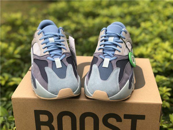 adidas Yeezy Boost 700 Carbon Blue upper