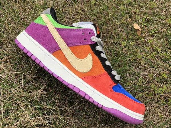 2019 Nike Dunk Low Viotech lateral