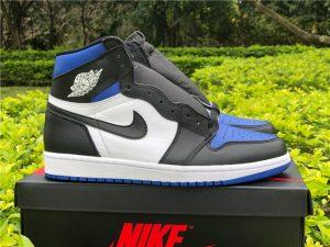 Air Jordan 1 High OG Black Game Royal