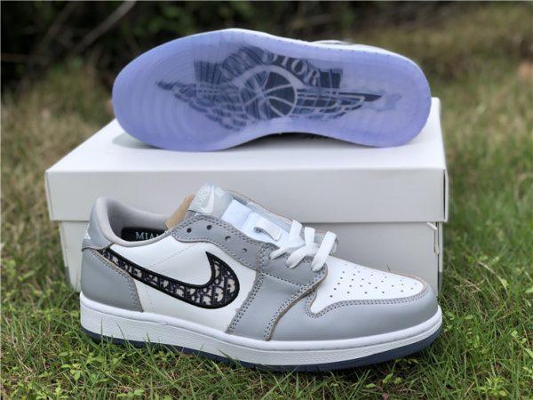 Air Jordan 1 Low Dior CN8608-002 shoes