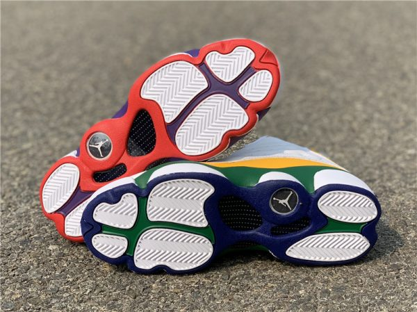 Air Jordan 13 Playground bottom sole
