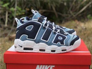 Nike Air More Uptempo 96 Denim