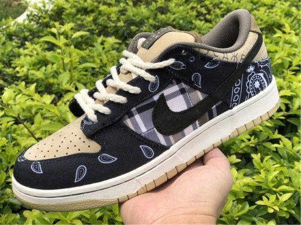 Scott's Nike SB Dunk Low for sale