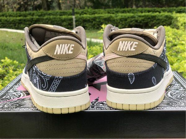 Travis Scott Black Nike SB Dunk Low