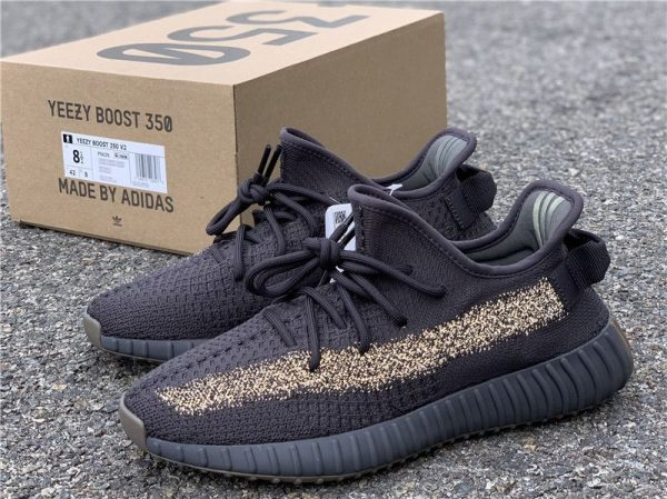 adidas Yeezy Boost 350 V2 Cinder Reflective sneaker