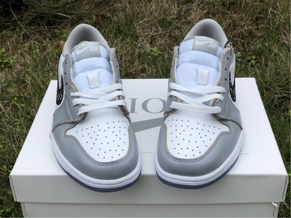 cheap Air Jordan 1 Low Dior