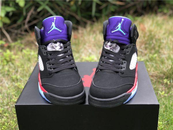 Air Jordan 5 V Retro Top 3 Grape