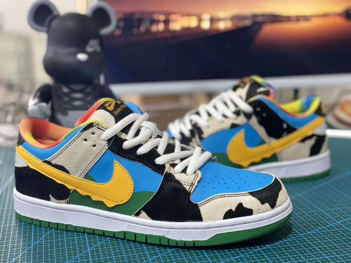 Ben Jerrys x Nike SB Dunk Low Chunky Dunky