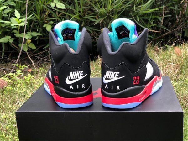 Jordan 5 V Retro Top 3 Heel