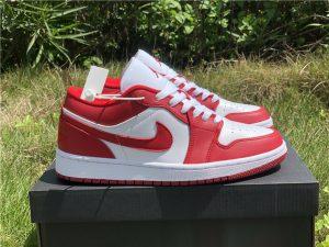 New Beginnings Air Jordan 1 Retro Low Gym Red