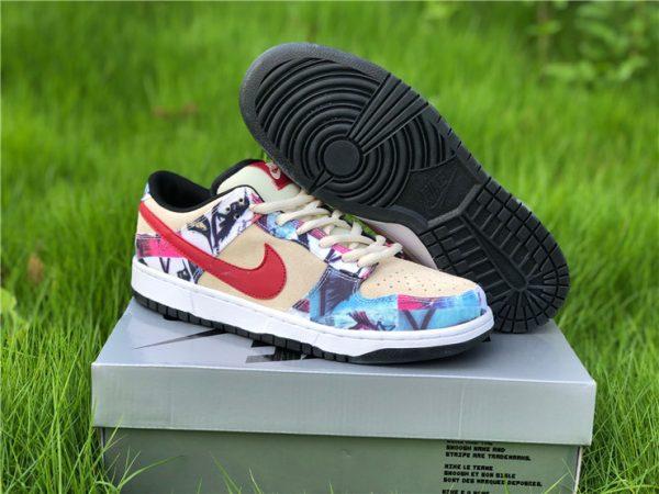Nike Dunk SB Low Paris Rope with box