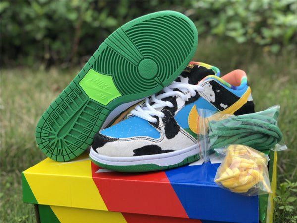Nike SB Dunk Low Ben Jerrys Chunky Dunky for sale