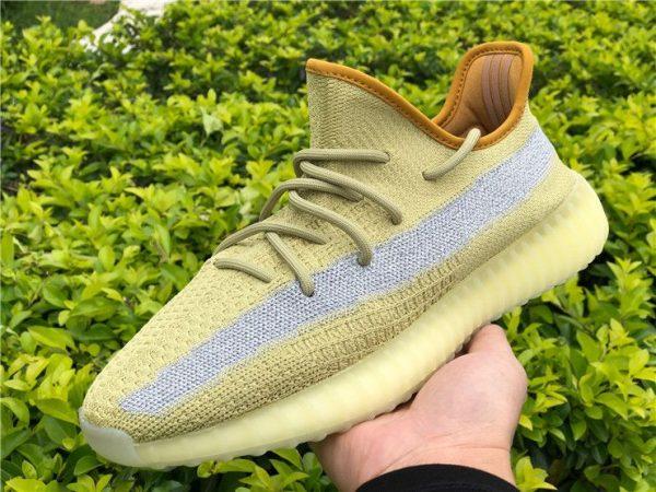 adidas Yeezy Boost 350 V2 Marsh on hand