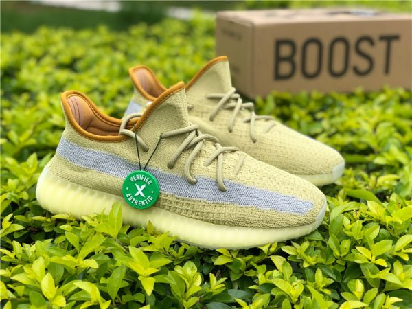 adidas Yeezy Boost 350 V2 Marsh yellow