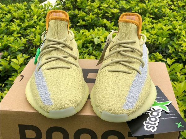 adidas Yeezy Boost 350 V2 Marsh yellow FX9034