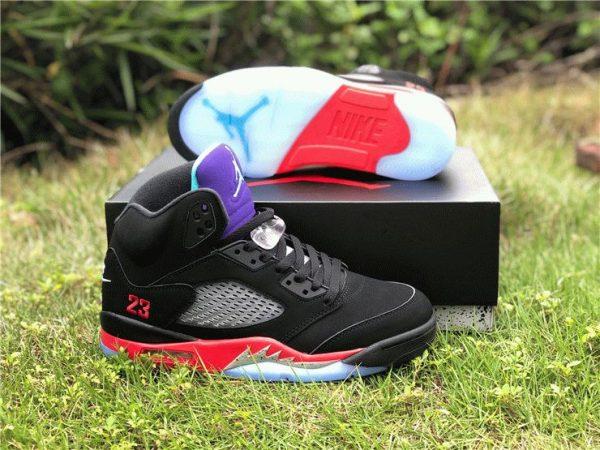 new Air Jordan 5 V Retro Top 3 sole