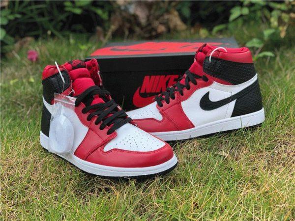 Air Jordan 1 High OG Satin Snake for sale