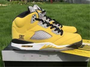 Air Jordan 5 Tokyo T23 Yellow Toe