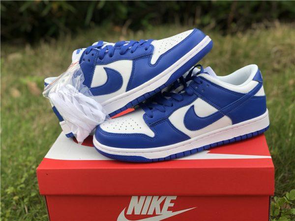New Nike Dunk Low Kentucky Varsity Royal
