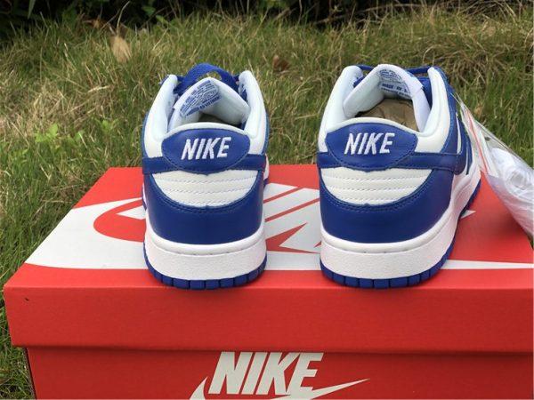 Nike Dunk Low Kentucky Varsity Royal 2020