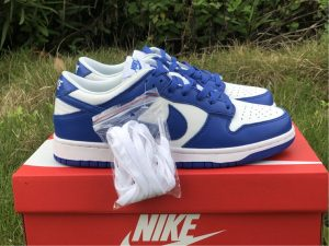 Nike Dunk Low Kentucky Varsity Royal