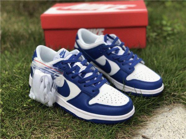 Nike Dunk Low Kentucky Varsity Royal CU1726-100