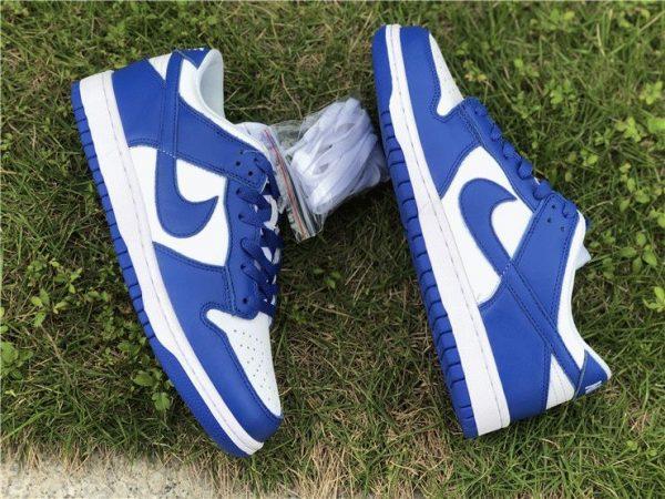 Nike Dunk Low Kentucky Varsity Royal for sale