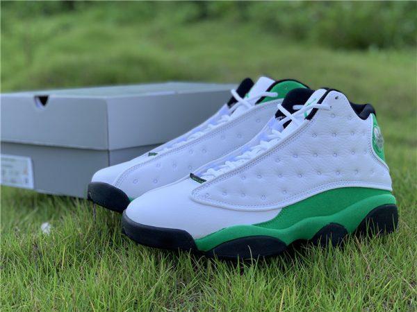 new Air Jordan 13 Lucky Green for sale