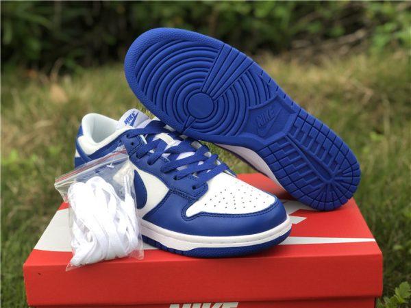where to buy Nike Dunk Low Kentucky Varsity Royal