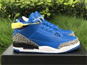 Air Jordan 3 Retro DJ Khaled Another One Blue
