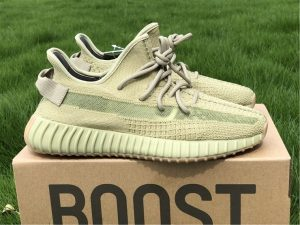 2020 adidas Yeezy Boost 350 V2 Sulfur FY5346 Green-Yellow