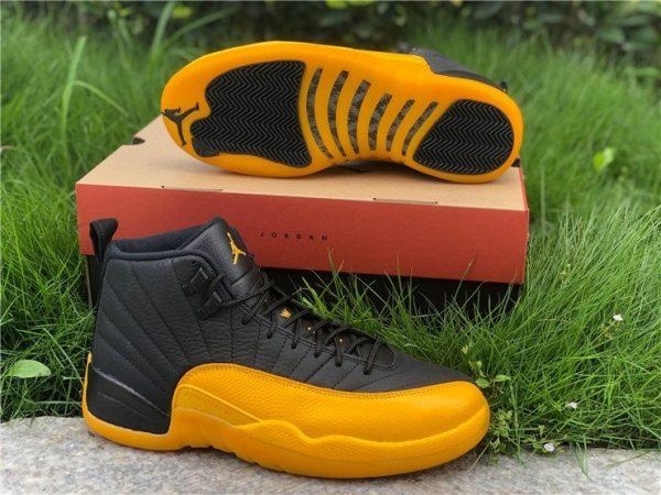 Air Jordan 12 Retro University Gold 130690-070 Shoes