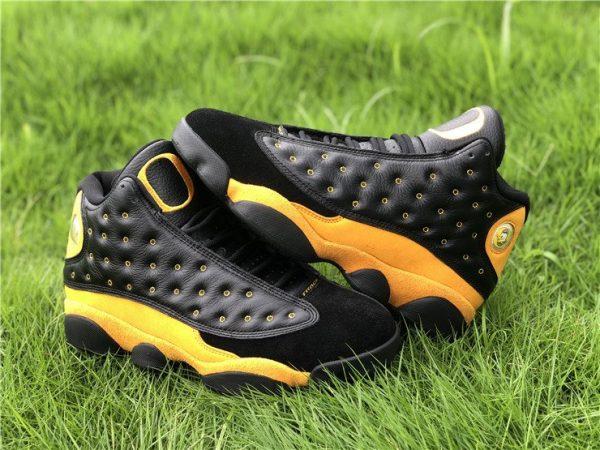 Air Jordan 13 PE Oregon Track and Field Black Yellow To Buy