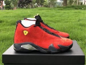 Air Jordan 14 Varsity Red Ferrari