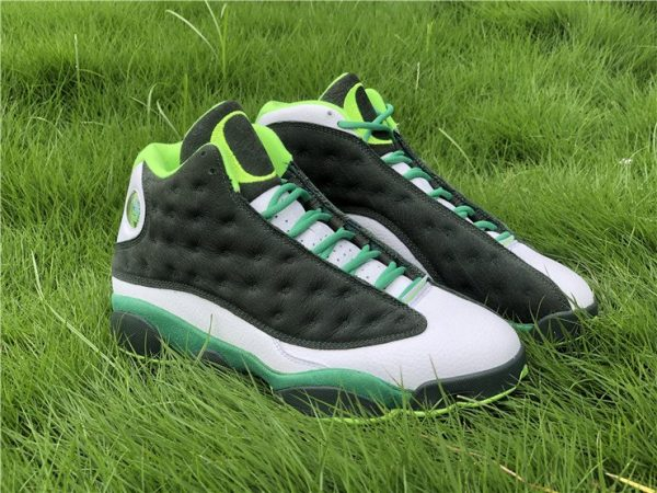 Buy Air Jordan 13 Oregon Ducks PE Green