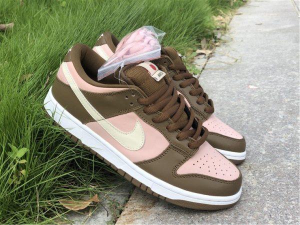 Buy Nike Dunk SB Low Stussy Cherry Shy Pink Vanilla