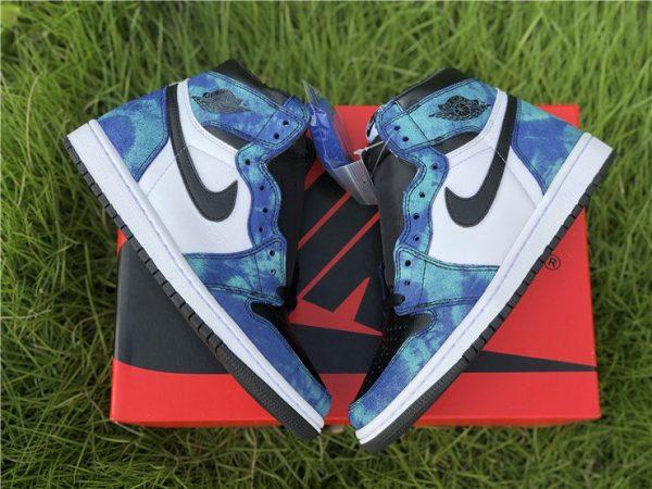 Hot Sale Air Jordan 1 Retro High Tie Dye