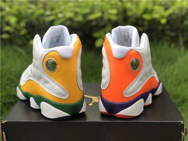 Mens Air Jordan 13 Retro KSA Playground Heel