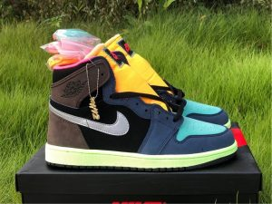 2020 Air Jordan 1 High OG Bio Hack 555088-201