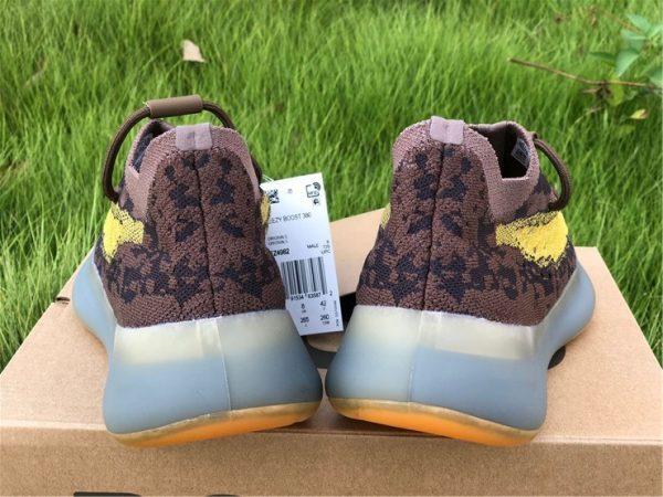 adidas Yeezy Boost 380 LMNTE heel