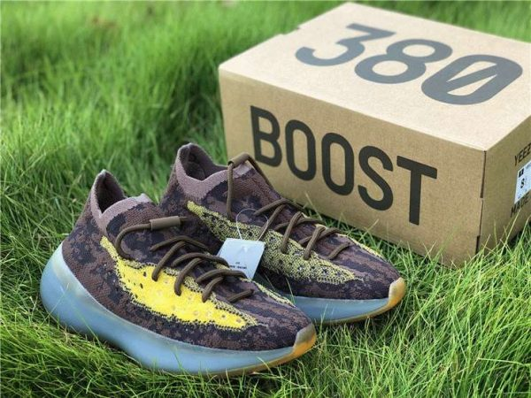 adidas Yeezy Boost 380 LMNTE with box