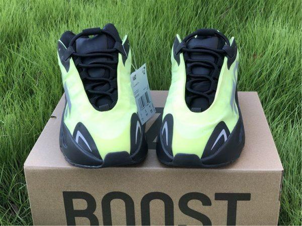 adidas Yeezy Boost 700 MNVN Phosphor FY3727 Front