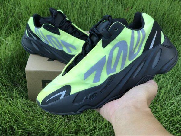 adidas Yeezy Boost 700 MNVN Phosphor FY3727 On-hand