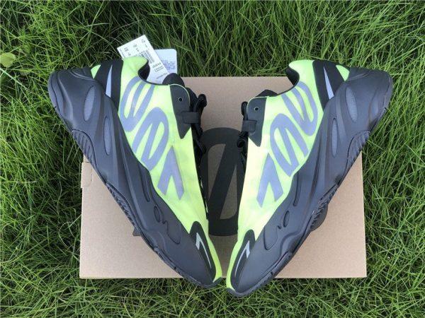 adidas Yeezy Boost 700 MNVN Phosphor FY3727 Panel