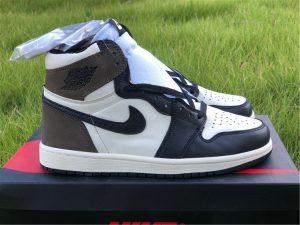 2020 Air Jordan 1 Dark Mocha