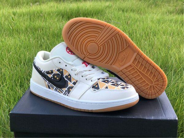 2020 Air Jordan 1 Low Quai 54