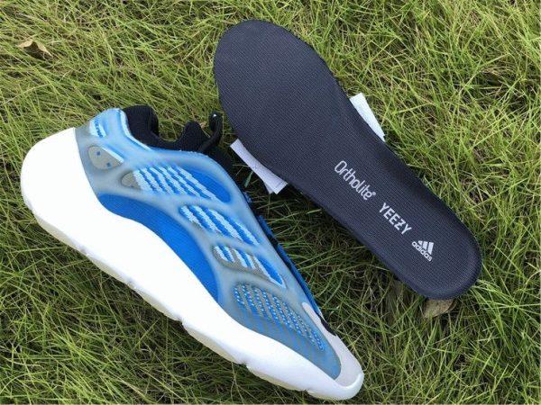 2020 adidas Yeezy 700 V3 Azareth with insole