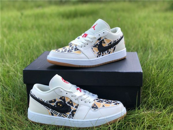 Air Jordan 1 Low Quai 54 shoes