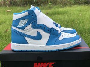 Air Jordan 1 Retro UNC Blue White
