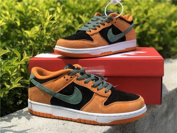 New 2020 Nike Dunk Low Ceramic Orange